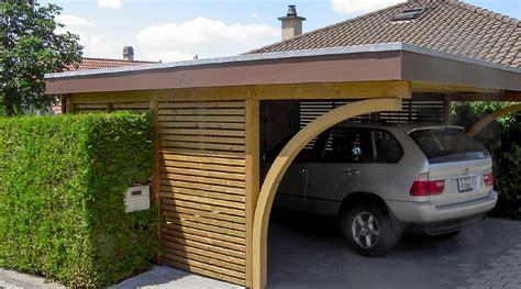 Carport Garage Kombination Holz by V 233 Randas Agrandissements De Pi 232 Ces Carports Karl