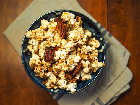 butter  popcorn flavors  upgrade  snacking