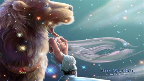 leo zodiac wallpaper hd lion pictures one hd wallpaper