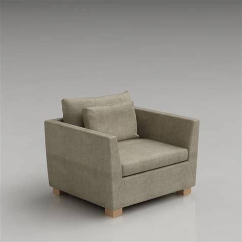 stockholm armchair ikea ikea stockholm armchair 3d model famous models for 3d