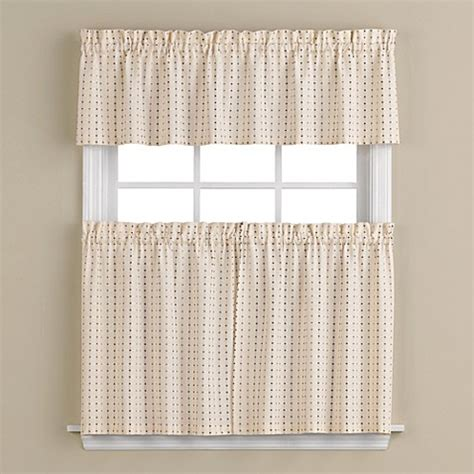 tier curtains for bedroom hopscotch window curtain tier pairs in neutral bed bath