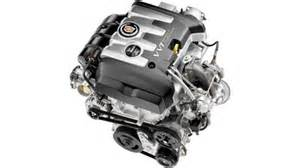 Cadillac 4 Cylinder Turbo Gm Launches All New 4 Cyl Engines In Cadillac Ats