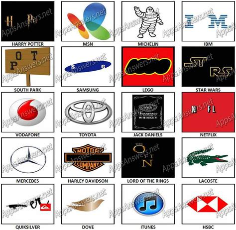 100 Pics Logos Answers Pics 41 60 Breeds Picture