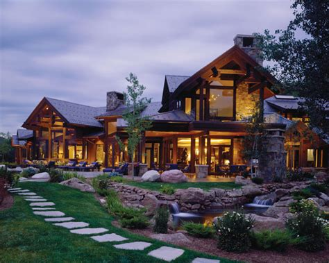 Colorado Style Home Plans by Luxury Bavarian Style Retreat At The Base Of Mountain