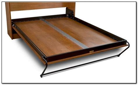 murphy bed frames murphy bed frame kit beds home design ideas