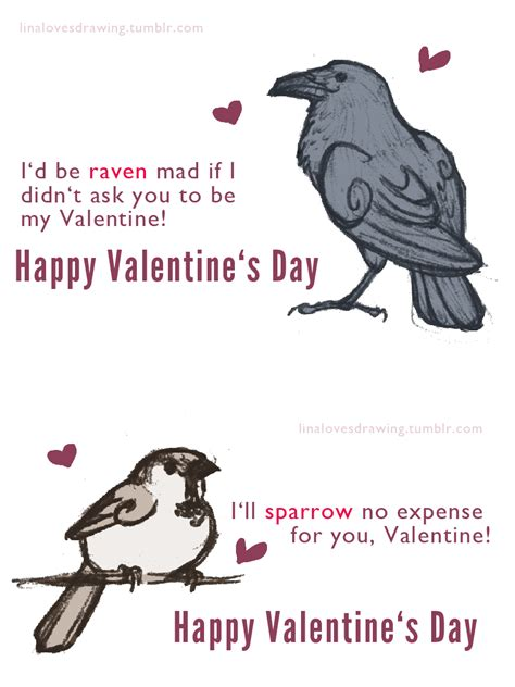 puns for valentines day birds puns sketches bad puns s day