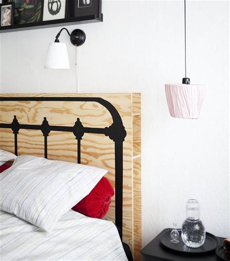 headboard hacks headboard hack customised bed headboard in peter
