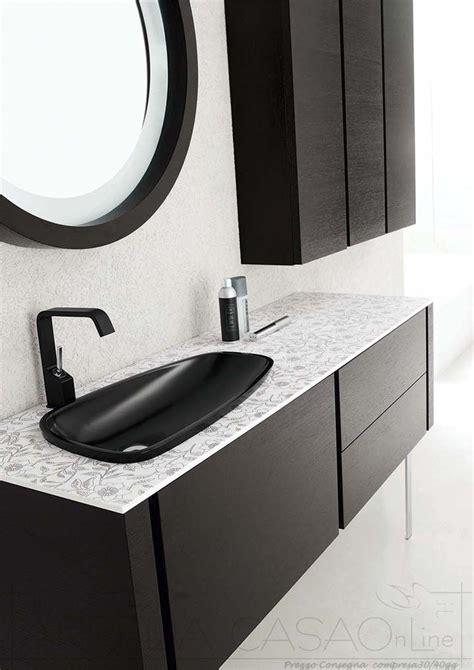 lavandini incasso bagno mobile arredo bagno design lavabo incasso esc03 ebay