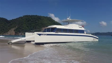 catamaran costa cat costa rica dreams sportfishing herradura top tips