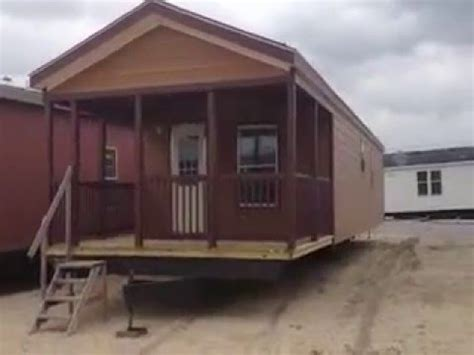 bedroom  bath porch model cabin clearance youtube