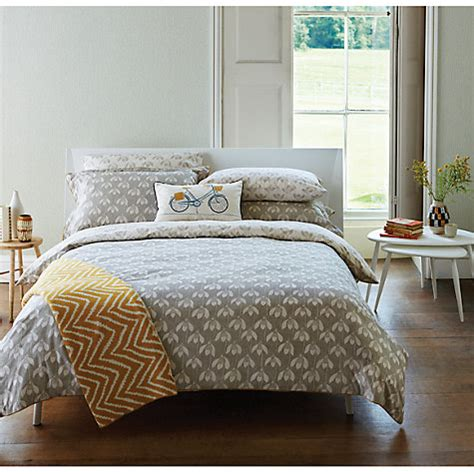 scion bed linen buy scion snowdrop bedding lewis