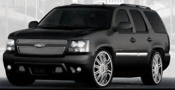 chevrolet tahoe history photos on better parts ltd