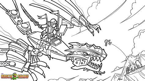 ninjago coloring page ninjago coloring pages free large images