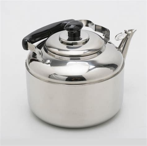 Stainless Whistling Kettle 5l Utu 4 5l big capacity stainless steel whistling water kettle kitchen tools free shipping in water