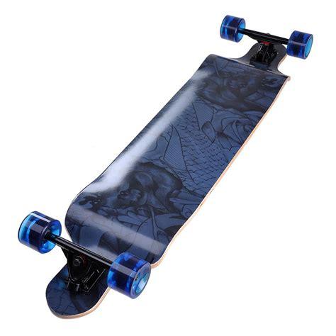 cruiser longboard pro 41 quot cruiser canadian maple longboard skateboard