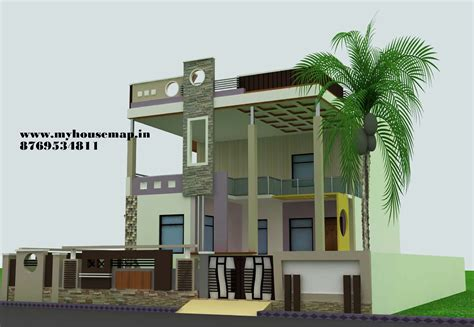 with stunning duplex house front elevation designs of
