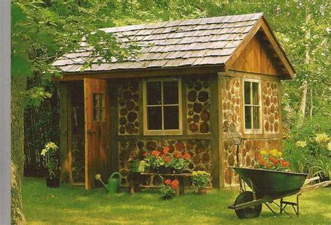 photos of old garden sheds