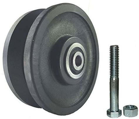 Barn Door Wheels Sliding Barn Door Wheel Kit 4 Quot X1 5 Quot And Smooth Mh Depot