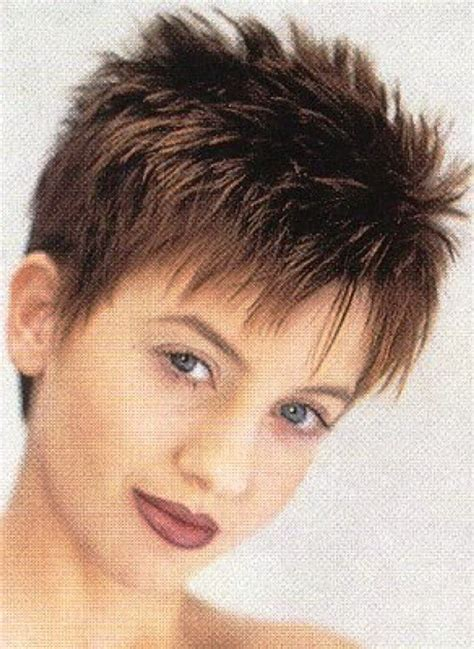 spiked haircuts for 60 short spiky haircuts for women over 60 short hairstyle 2013