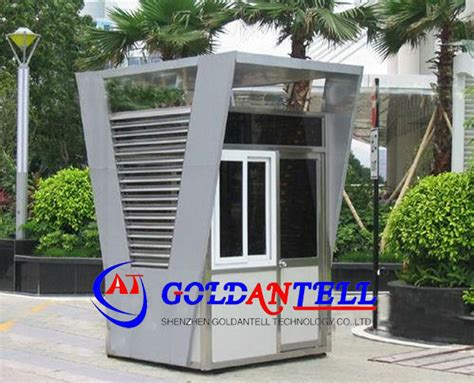 guard room design stainless steel prefab house stainless steel guard room stainless steel guard house buy