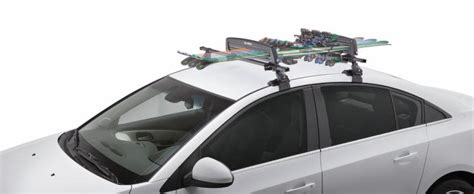 Wakeboard Roof Rack by Sportrack Ski And Snowboard Roof Rack Storeyourboard