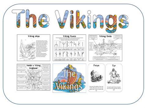 viking writing template the vikings display pack by highwaystar teaching