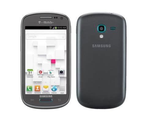 mobile samsung galaxy exhibit