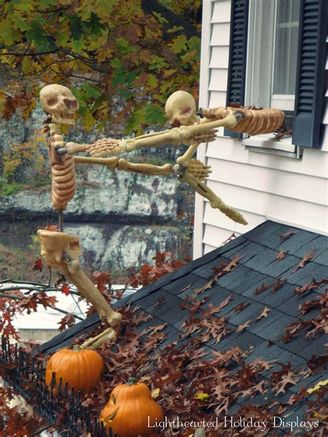 Outdoor Yard Decorating Ideas 21 Incredibly Creepy Outdoor Decorating Ideas For