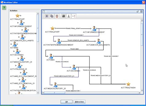 workflow design tool working on and with cdisc standards 2011