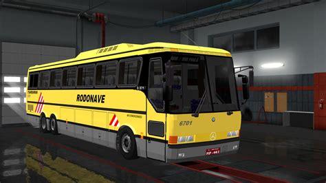 mod bus game ets2 monobloco o371 mercedes benz 6x2 1 30 bus mod ets2 mod