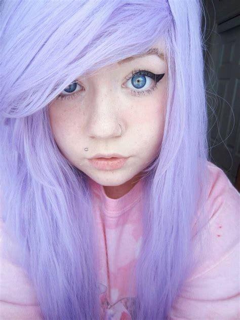 the prettiest pastel purple hair ideas not your typical hair blog hair pinterest pastel
