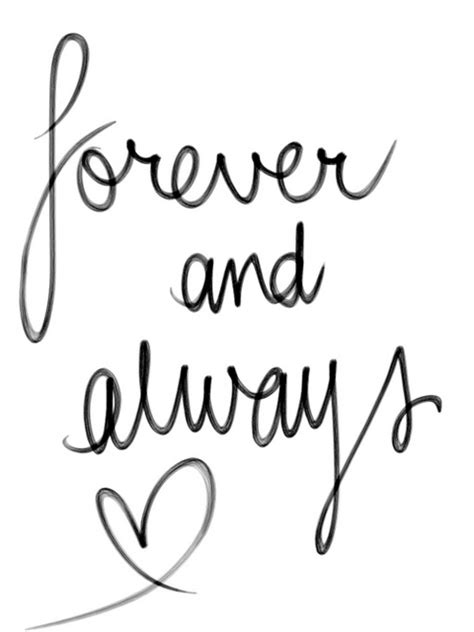 forever always always and forever quotes like success