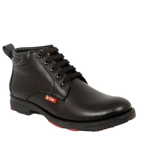 Cooper Boots cooper black boots price in india buy cooper