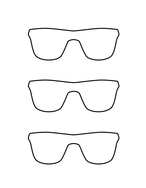 sunglasses template the best sunglasses