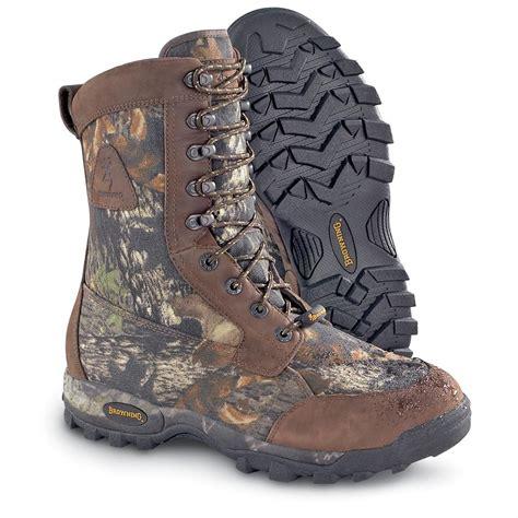 browning scrambler boots mossy oak 205240 boots