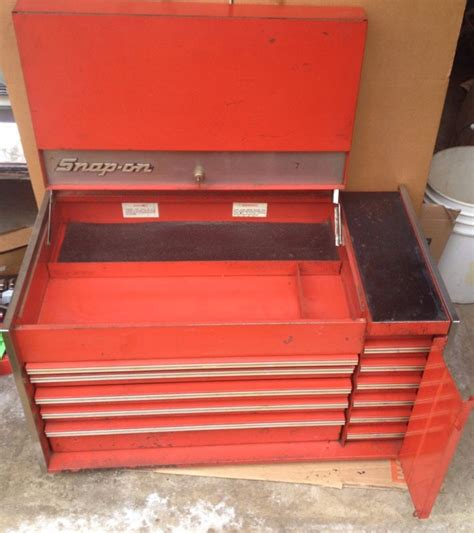 Table Top Tool Box Snap On Toolbox Shop Collectibles Online Daily