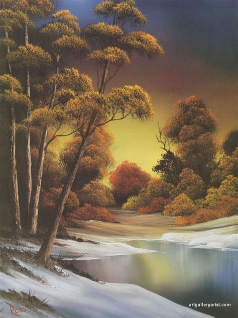 bob ross paintings sold bobs artworks and bob ross on