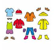 Childrens Clothes Collection Vector By Andreadams1974  Image 739543