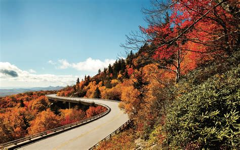 best drives in america map fall foliage timeline by region travel leisure