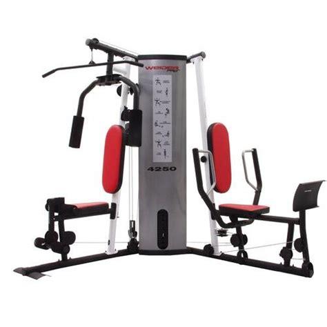 my weight machine weider pro 4250 fitness