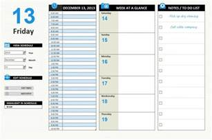 daily work schedule template excel excel daily work schedule