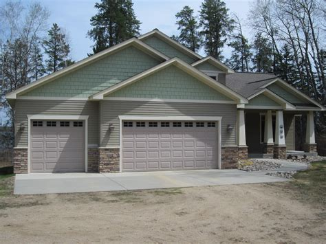 house plans with 2 separate attached garages image result for stone on front of garage ideas for the