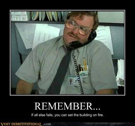 Office Space You Stole My Stapler Office Space Milton Tv Office