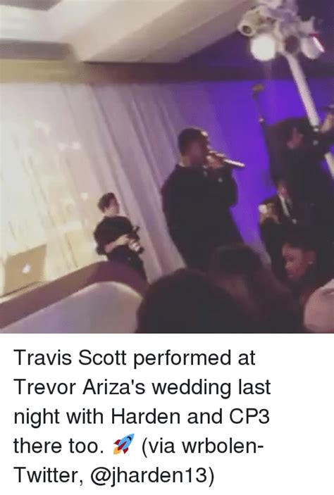 Wedding Last by Travis Performed At Trevor Ariza S Wedding Last