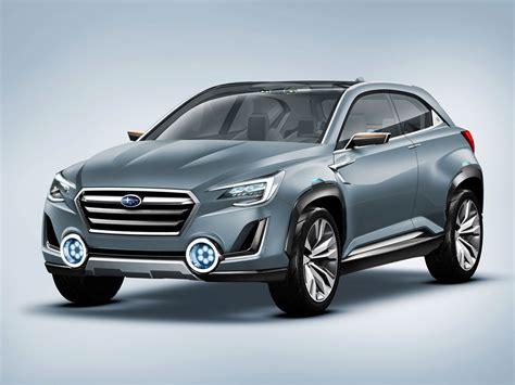 subaru viziv subaru viziv 2 concept car body design