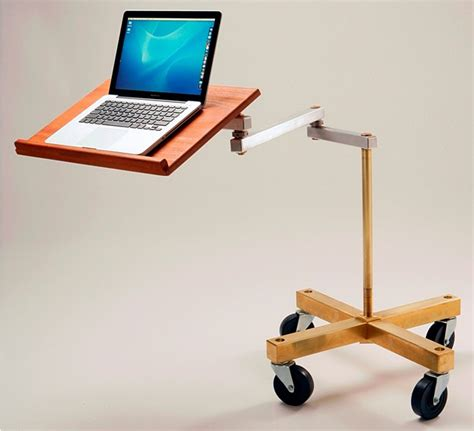 Cantilevered Laptop Desks The Awesomer Desk For Laptop