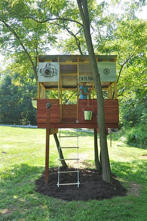 Want To Make A Treehouse The Garden Glove | want to make a treehouse the garden glove