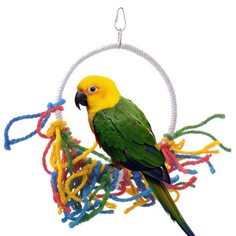 bird swings popular cockatiel bird toys buy cheap cockatiel bird toys