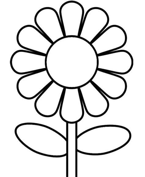 wallpaper hitam putih bunga gambar bunga matahari untuk diwarnai hitam putih