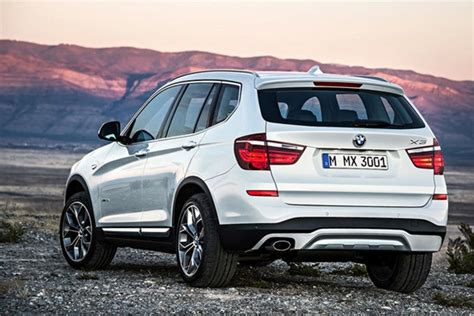 Bmw X3 Phev by 2017 Bmw X3 Expected To Be Offered In Phev Trim As X3